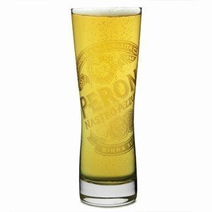 Set Of 2 Peroni Pint Glass