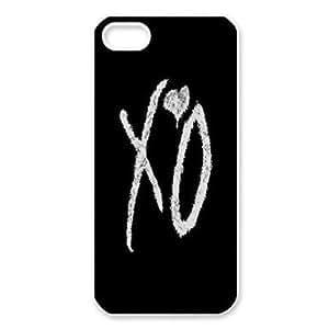 Custom Hard Weekend XO iPhone 5 Cover, Snap On weekend XO iPhone 5 Case