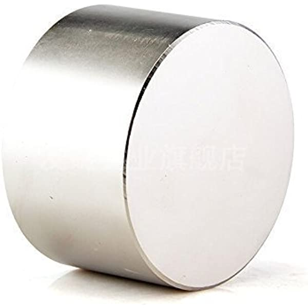 25x20mm Permanent Super Strong N52 Rare Earth Neodymium Cylinder Magnet Block E