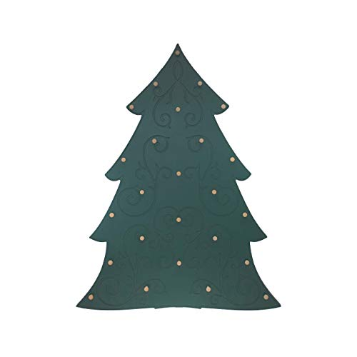 Christmas Tree ornament display for wall