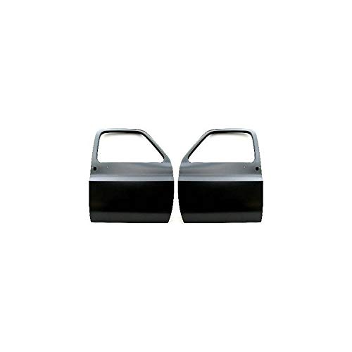 - Door Shell compatible with Chevrolet Suburban 77-91 Front Right and Left Set of 2