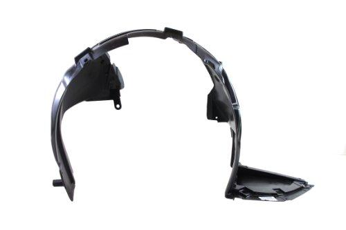 - Genuine Nissan Parts 63842-ZX70A Passenger Side Front Fender Inner Panel