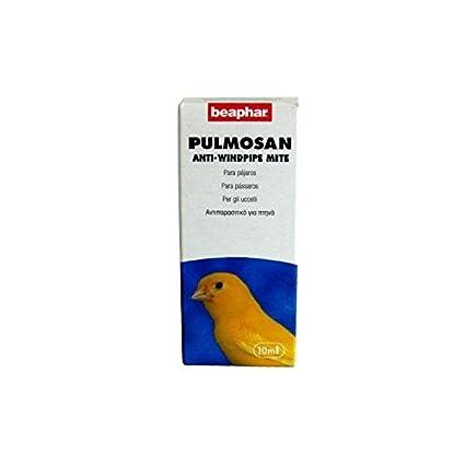 Beaphar Pulmosan 10 Ml: Amazon.es: Productos para mascotas