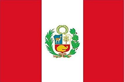 RUNFON 150 cm x 90 cm Perú Bandera Perú