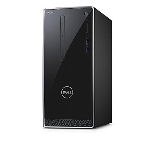 Dell I36560022BLK Inspiron Desktop AMD A8-Series 8GB Memory 2TB Hard Drive Black