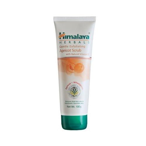 Himalaya Herbals Gentle Exfoliating Apricot Scrub (100g)