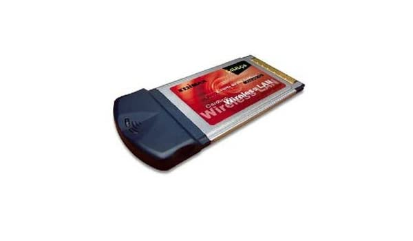 Amazon.com: Edimax Wireless EW-7108PCG PCMCIA Cardbus Card 54Mbps Turbo: Electronics