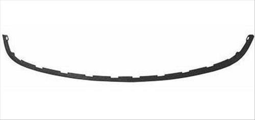 Partslink Number GM1092201 OE Replacement GMC Sierra Front Bumper Deflector