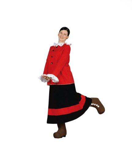 Sailor Sweetie Adult Costumes (cartoon sailor sweetie adult costume size 4-10 standard)