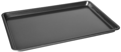Chloe's Kitchen 201-110 Jelly Roll Pan, 10-Inch by 15-Inch, Non-Stick ()