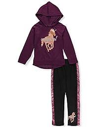RMLA Girls' 2-Piece Leggings Set Outfit