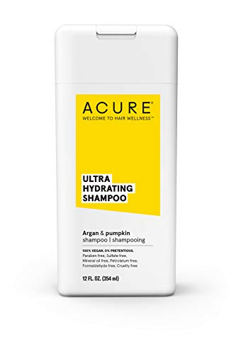 ACURE Moisture Shampoo Argan Packaging product image