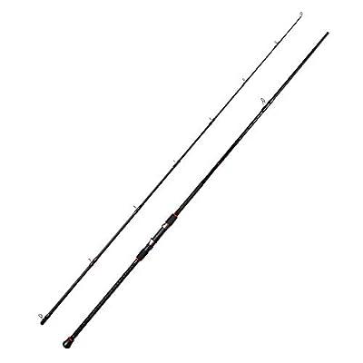 Fiblink Surf Casting Fishing Rod 2-Piece Graphite Travel Baitcasting Fishing Rod