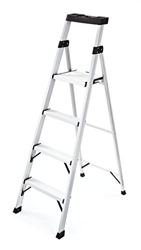 Rubbermaid RMA-5XS Aluminum Ladder with Project Top