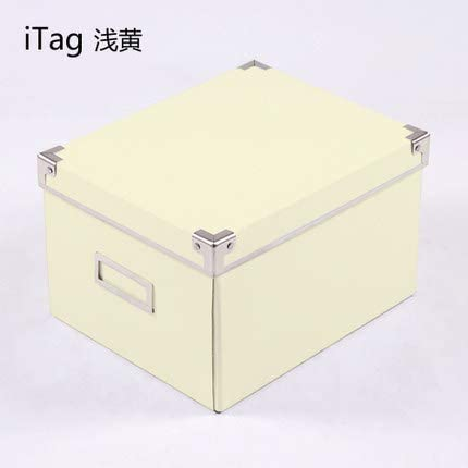 T-CFZH Caja de Almacenamiento, Caja de Libros, Dormitorio Plegable ...