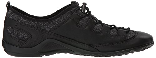 White Toggle Vibration Women's ECCO Black II Sneaker Black qpZCwaSn