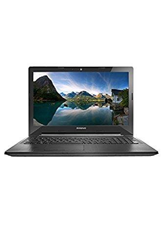 Lenovo G50-30 80G001VNIN 15 6-inch Laptop (PQC-N3540/4GB/500GB/Integrated  Graphics/DOS), Black
