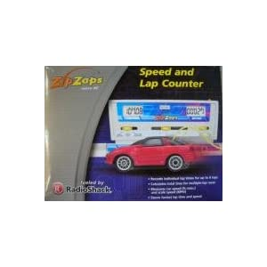 ZipZaps SE Micro RC Speed and Lap Counter
