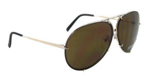 265b1ecd377 PORSCHE DESIGN P8478 A Sunglasses P 8478 Light Gold Shades - Buy ...