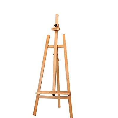 painting easel 1.5M Rear Stretch Beech Wooden Painting Frame Red Beech Wooden Wooden Drawer Wooden Drawer Frame easels