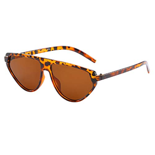 iYBUIA Unisex Sunglasses Retro Eyewear Fashion Radiation Protection 8 Colors -