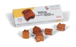 - Unknown COLORSTIX Ink Cartridge (Yellow,5-Pack)