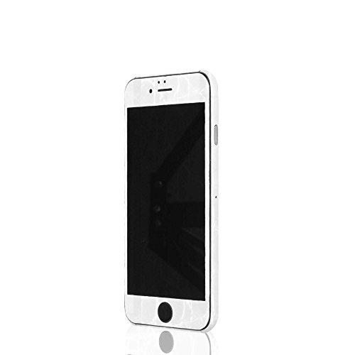 AppSkins Vorderseite iPhone 6 Alligator white