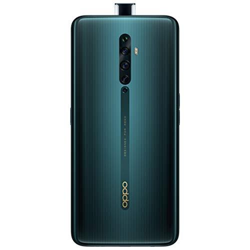 OPPO Reno2 F (Lake Green, 8GB RAM, 128GB Storage)