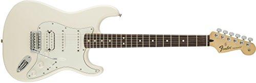 Stratocaster White Classic Guitar - 9