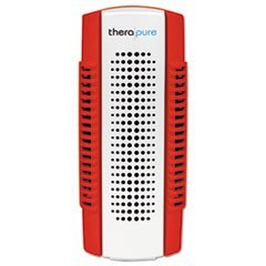 Mini Plug-In Collection Blade Air Purifier, One Speed, Red TPP50RED