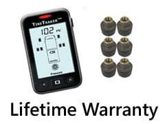 TireTraker TT-500/6 Wheel Tire Monitoring System with