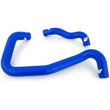 Mishimoto Ford 6.0L Powerstroke Mono Beam Silicone Hose Kit, 2005-2007, Blue