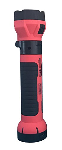 Price comparison product image Mobile Power 4063 Red Retractable LED Work Light, 1 Pack