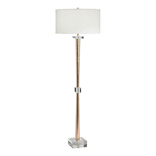 Fabric Tapered Shade - Ethan Allen Avetta Tapered Floor Lamp