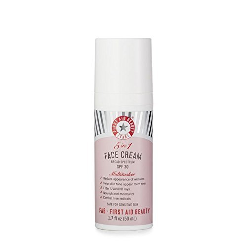 FIRST AID BEAUTY Age Delay 5-in-1 SPF30 Face Cream 50 ml 209UK