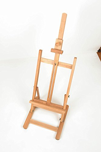 Wooden decorative handmade easel for artists art supply
