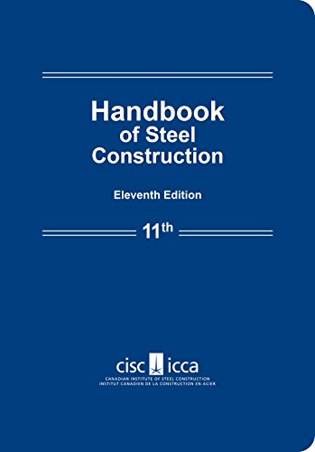 Handbook of Steel Construction - 11th Edition, 3rd Printing