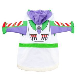 Buzz Dog Costume (Disney Toy Story Buzz Lightyear Dog Costume Small)