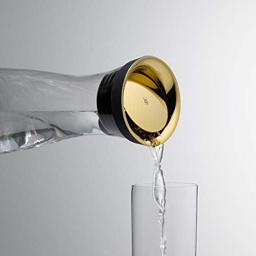 WMF Wasserkaraffe 1,0 l Gold Glas NEU