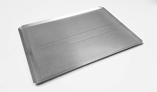 Sasa Demarle HG330460 Aluminum Perforated Sheet Pan 18quot Length 13quot Width 1quot Height