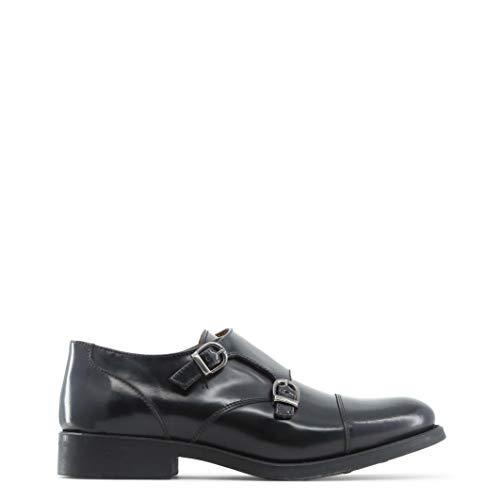 in Made Donna nero Shoes Italia Monkstrap 7HzCq