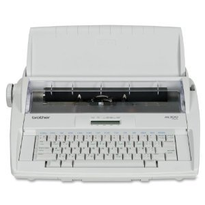 Maquina de escribir brother ml 300