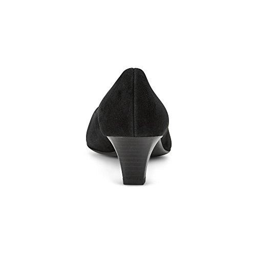 Vestir De Peter Mujer Kaiser Zapatos 47921074 Negro Para xzpOT