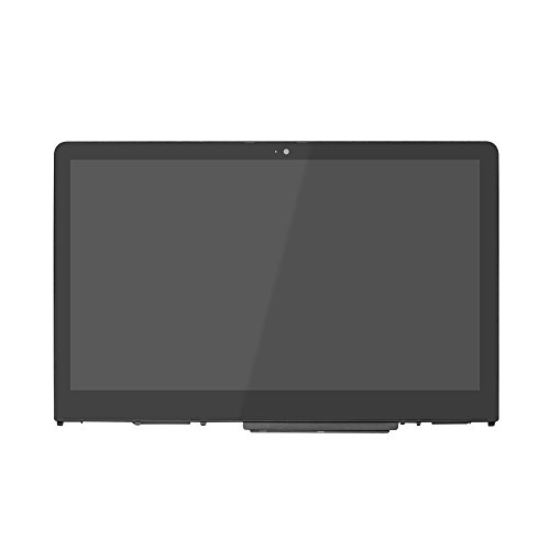 LCDOLED 15.6'' FullHD IPS LCD Display Touch Screen Digitizer Assembly + Bezel For HP Pavilion x360 15-br000 15-br100 15g-br000 15g-br100 15-br010nr 15-br077nr 15-br077cl 15-br095ms With ControlBoard by LCDOLED (Image #6)
