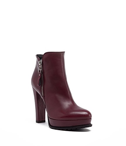 PoiLei Zoe - chaussures femme bottes ankle-boots cuir