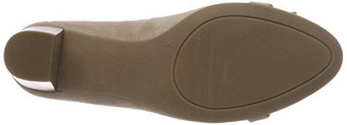 Beige Tacón para Caprice Prl de Mujer 435 Comb Beige Zapatos 22413 fwqxH67H4S