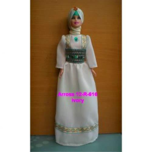 Muslim Doll With Handmade Clothes Islamic Doll Hijabi Doll Abaya Doll Muslimah Doll Girls Eid Gift