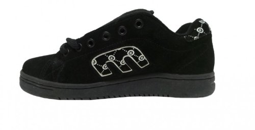 Etnies Skateboard Shoes Callicut Black/White