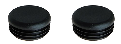 - 2 Two Front Bumper Replacement End Cap Plugs fit all Yamaha Rhino 450 660 700