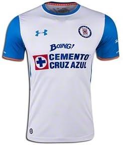 Under Armour Cruz Azul Away Jersey 15/16: Amazon.es: Ropa y ...
